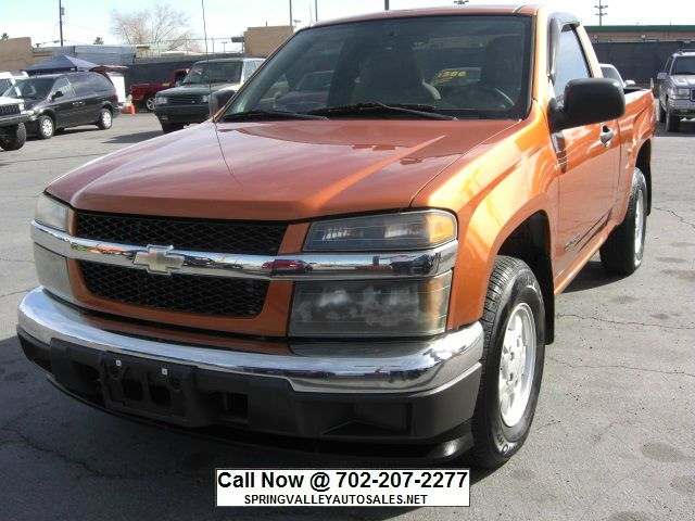 Used 2004 Chevrolet Colorado Z85 Ls 2dr Regular Cab Rwd Sb