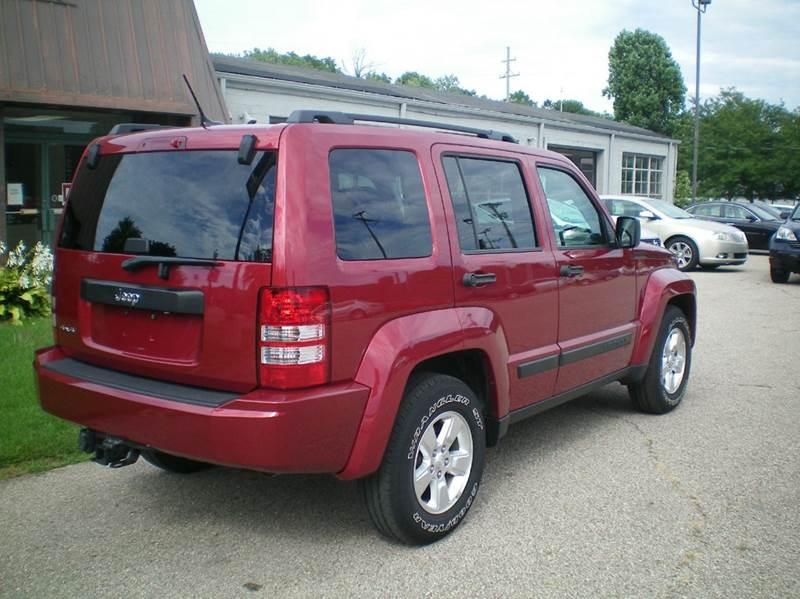 2012 Jeep Liberty 4x4 Sport 4dr SUV - Plainwell MI