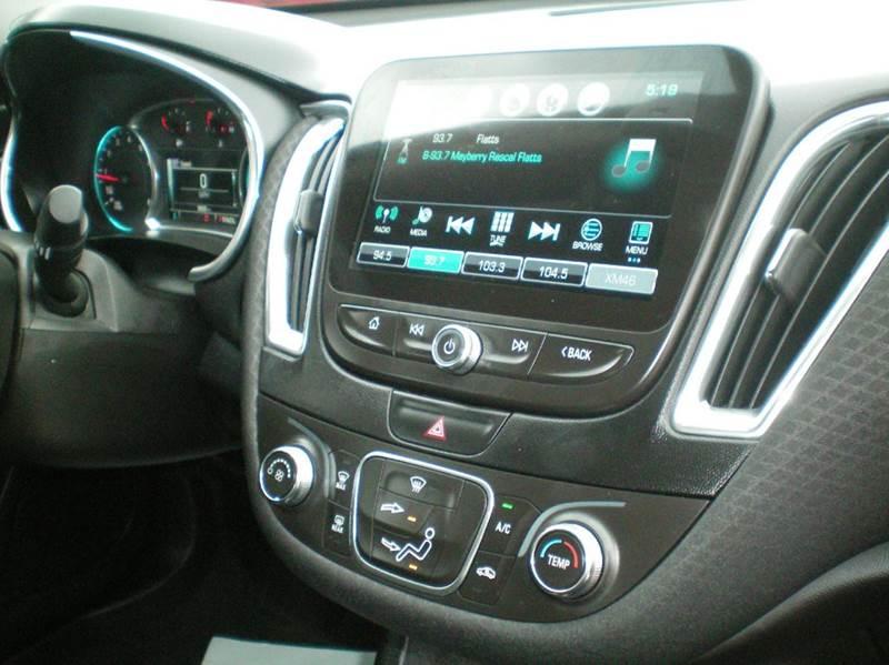 2016 Chevrolet Malibu LT 4dr Sedan w/1LT - Plainwell MI