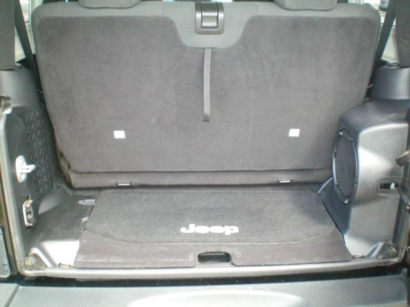 2011 Jeep Wrangler 4x4 Rubicon 2dr SUV - Plainwell MI