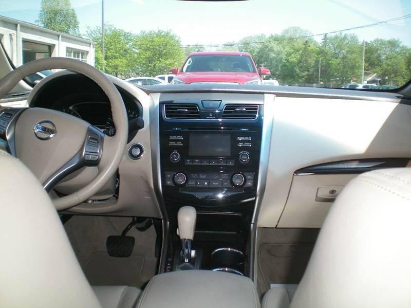 2014 Nissan Altima 2.5 SL 4dr Sedan - Plainwell MI