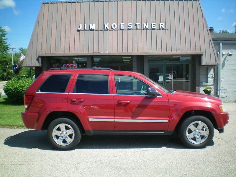 2005 Jeep Grand Cherokee 4dr Limited 4WD SUV - Plainwell MI