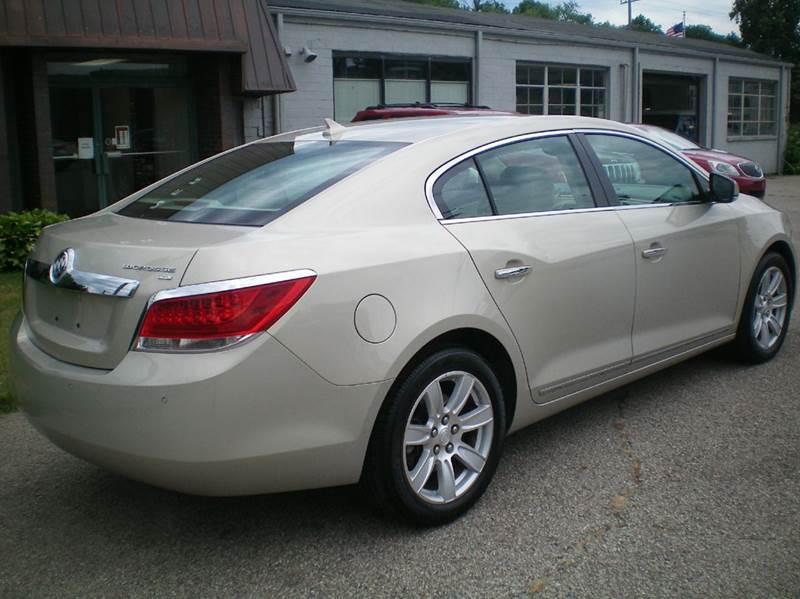 2010 Buick LaCrosse CXL 4dr Sedan - Plainwell MI