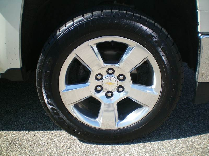 2014 Chevrolet Silverado 1500 4x4 LT 4dr Crew Cab 6.5 ft. SB - Plainwell MI