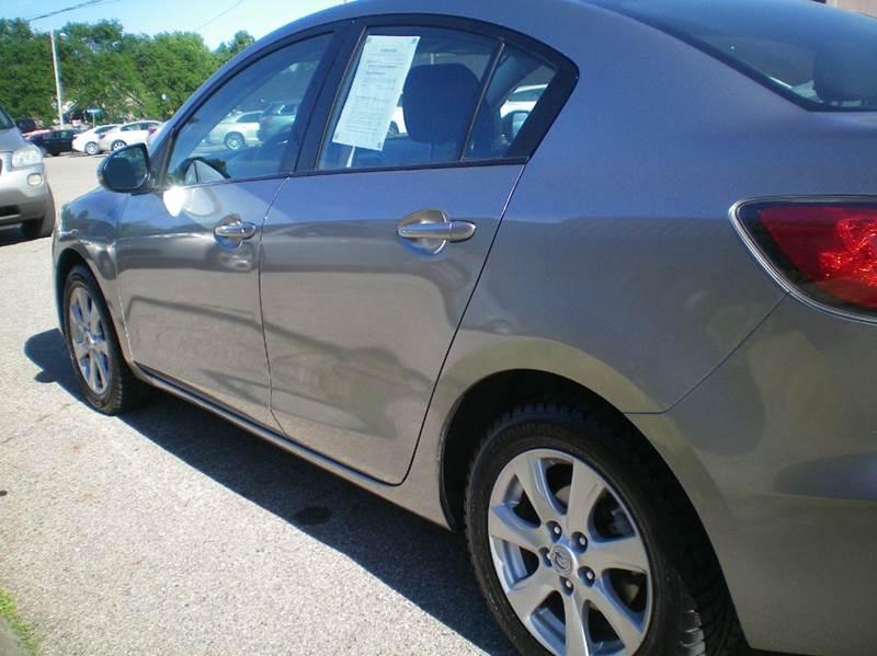 2010 Mazda MAZDA3 i Sport 4dr Sedan 5A - Plainwell MI