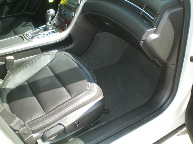 2013 Chevrolet Malibu LT 4dr Sedan w/2LT - Plainwell MI