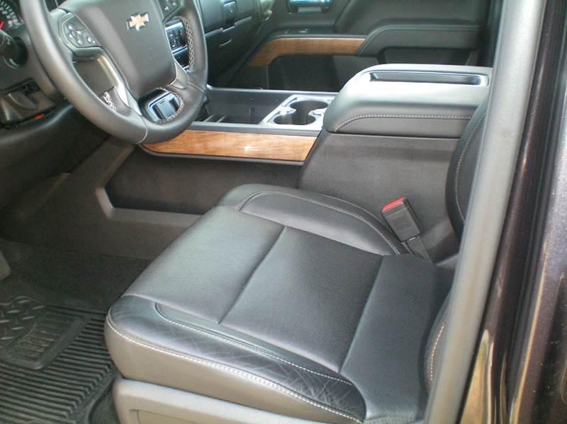 2014 Chevrolet Silverado 1500 4x4 LTZ 4dr Crew Cab 5.8 ft. SB - Plainwell MI