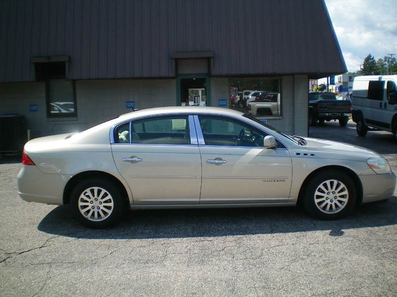 2008 Buick Lucerne CX 4dr Sedan - Plainwell MI