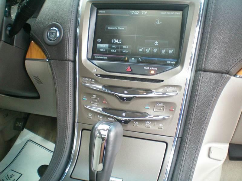 2014 Lincoln MKX AWD 4dr SUV - Plainwell MI