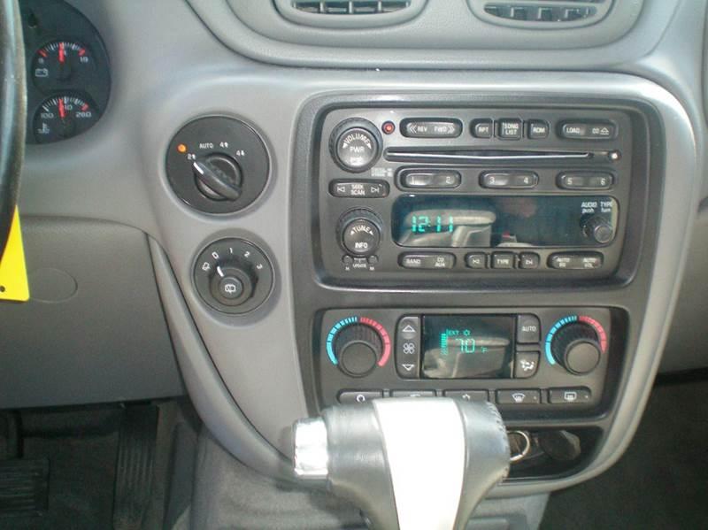 2007 Chevrolet TrailBlazer LT 4dr SUV 4WD - Plainwell MI