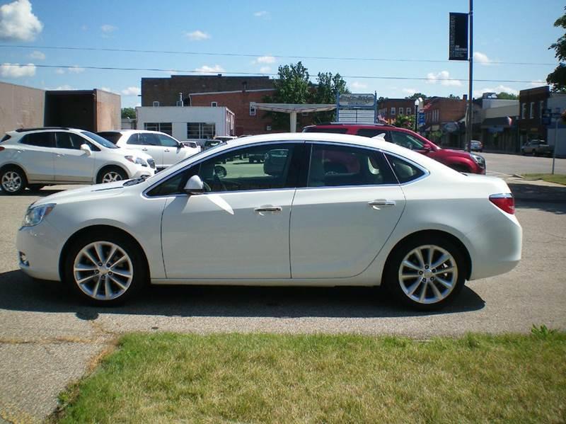 2014 Buick Verano 4dr Sedan - Plainwell MI