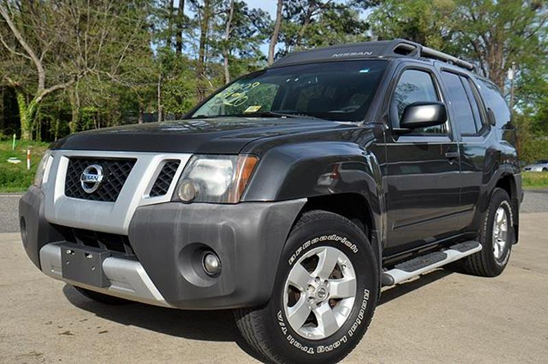 2009 nissan xterra for sale in sykesville md. Black Bedroom Furniture Sets. Home Design Ideas