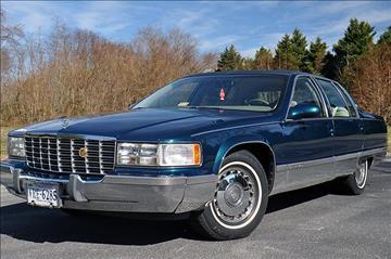 1995 Cadillac Fleetwood for sale in Suffolk, VA