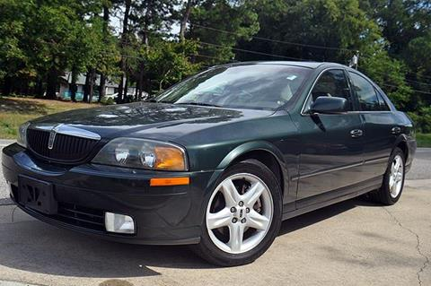 2002 Lincoln LS for sale in Suffolk, VA