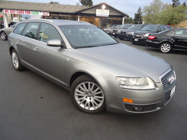 2006 AUDI A6 32 AVANT QUATTRO AWD 4DR WAGON silver low mileage vehicle quattro wagon 2006 audi a