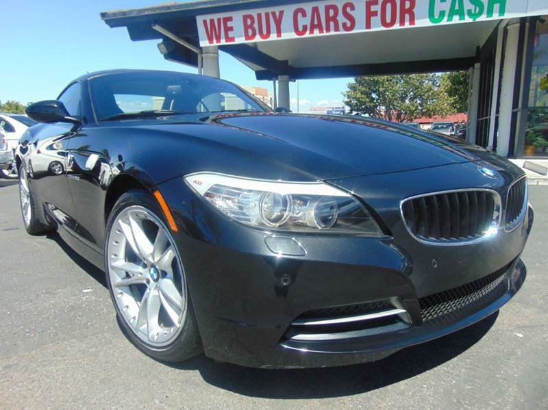2010 BMW Z4 SDRIVE30I 2DR CONVERTIBLE black clean carfaxcalifornia vehiclevery rare vehic