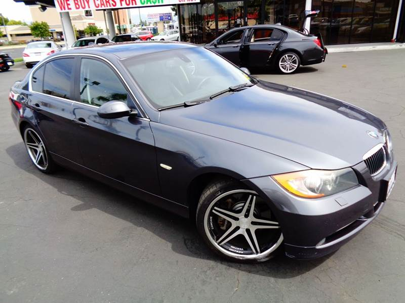 2007 BMW 3 SERIES 335I 4DR SEDAN gray clean california title well maintained comes with pre