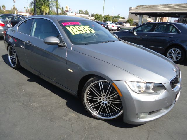 2007 BMW 3 SERIES 328I 2DR COUPE space gray new at formula one motors  low mileage clean carfax v