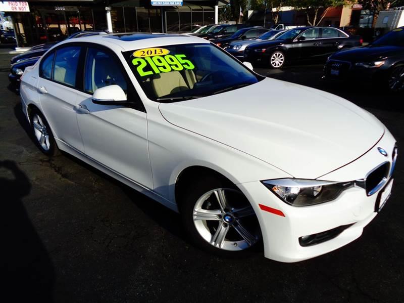 2013 BMW 3 SERIES 328I 4DR SEDAN SULEV SA white 1 owner  clean carfax premium package du