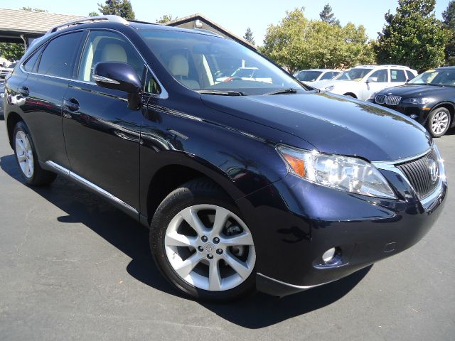 2010 LEXUS RX 350 BASE 4DR SUV biue fully loaded navigation system premium and luxury low miles