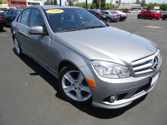 2010 MERCEDES-BENZ C-CLASS C300 LUXURY SEDAN grey all power equipment on this vehicle is in workin