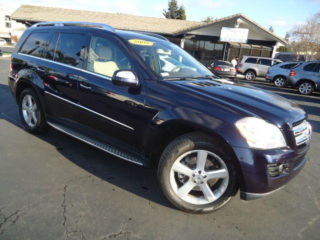 2009 MERCEDES-BENZ GL-CLASS GL450 AWD 4MATIC 4DR SUV blue ca car fully loaded mercedes gl450 4mat