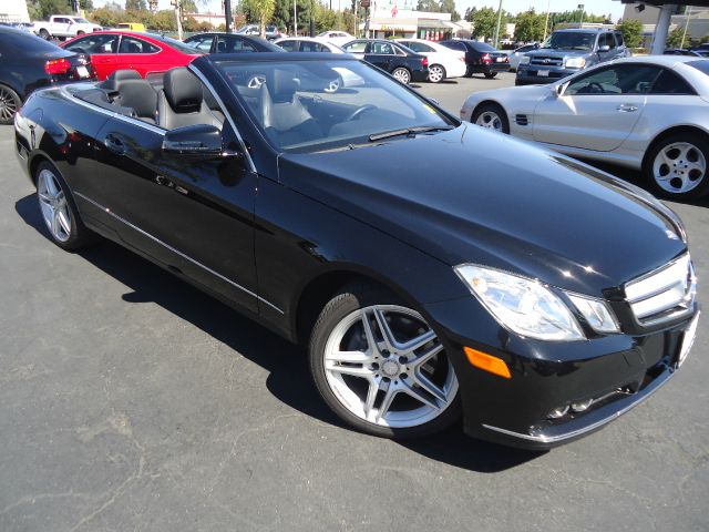 2011 MERCEDES-BENZ E-CLASS E350 2DR CONVERTIBLE black new in our inventory this gorgeous e350