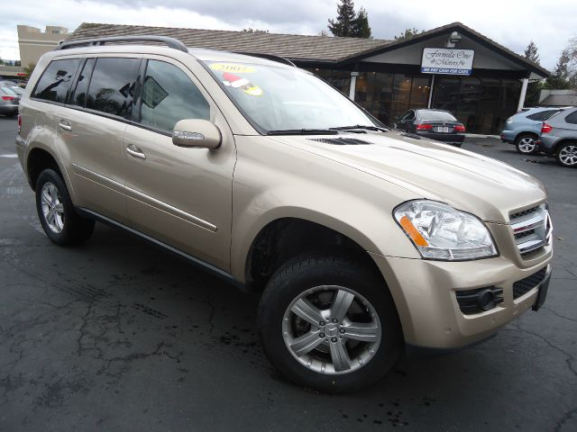 2007 MERCEDES-BENZ GL-CLASS GL450 AWD 4MATIC 4DR SUV beige new arrival fully loaded 2007 merced