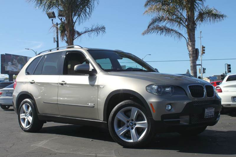 2009 BMW X5 XDRIVE30I AWD 4DR SUV pewter 2-stage unlocking doors 4wd type - full time abs - 4-wh