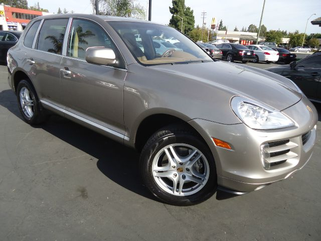 2008 PORSCHE CAYENNE S AWD 4DR SUV gold drive with a style this luxurious 2008 porsche cayanne