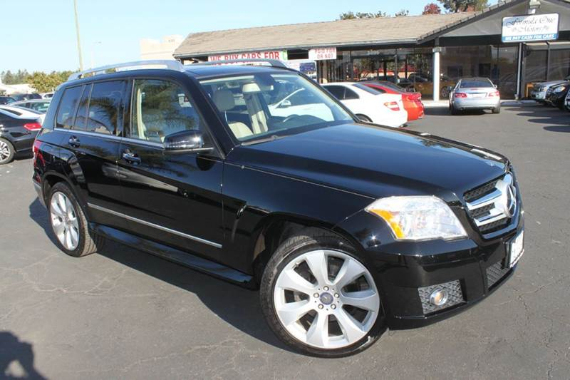 2010 MERCEDES-BENZ GLK GLK350 4MATIC AWD 4DR SUV black 2-stage unlocking doors 4wd type - full t