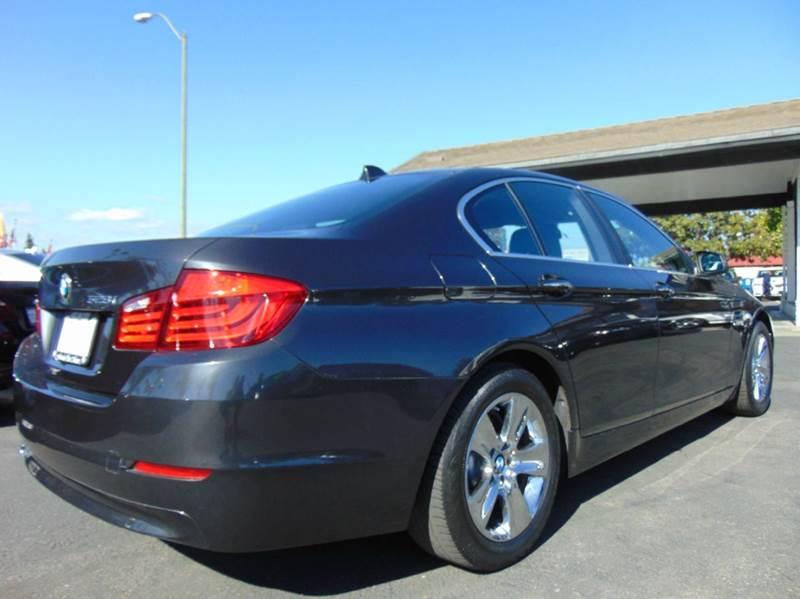 2013 BMW 5 SERIES 528I 4DR SEDAN