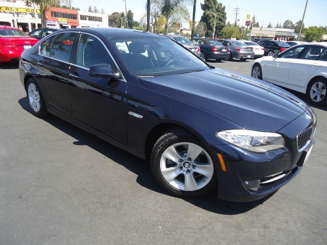 2011 BMW 5 SERIES 528I 4DR SEDAN dark blue 2-stage unlocking - remote abs - 4-wheel air filtrat