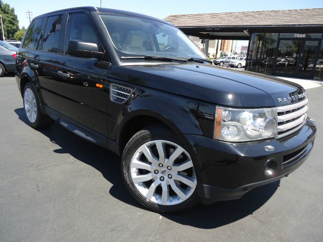 2006 LAND ROVER RANGE ROVER SPORT SUPERCHARGED 4DR SUV 4WD black luxury and performance combined