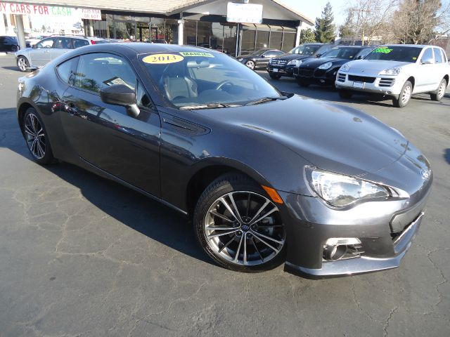 2013 SUBARU BRZ LIMITED 2DR COUPE 6M gray limited 2dr coupepremium package  navigation