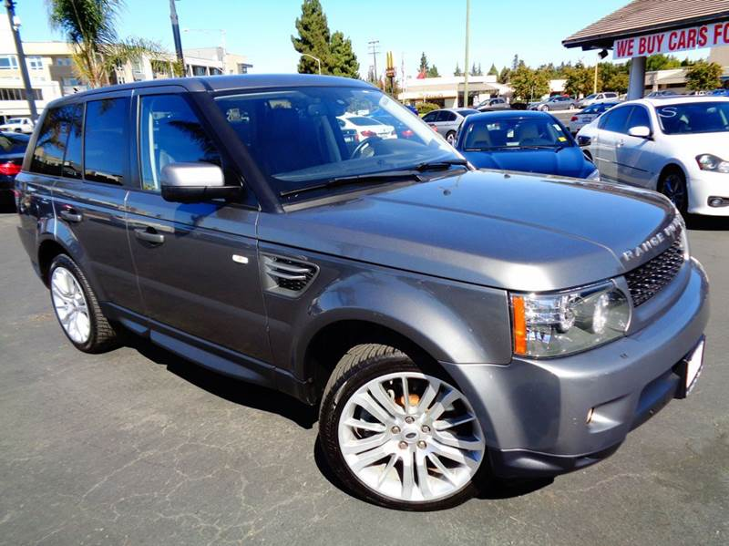 2011 LAND ROVER RANGE ROVER SPORT HSE 4X4 4DR SUV gray clean carfax  fully loaded  luxury pa