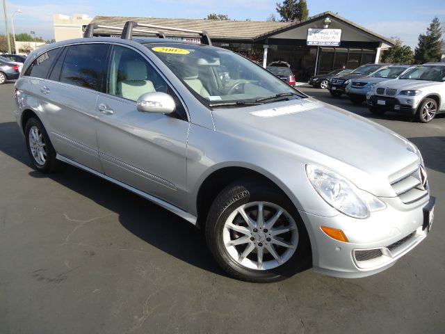 2007 MERCEDES-BENZ R-CLASS R350 AWD 4MATIC 4DR WAGON silver fully loaded this 2007 mercedes r35