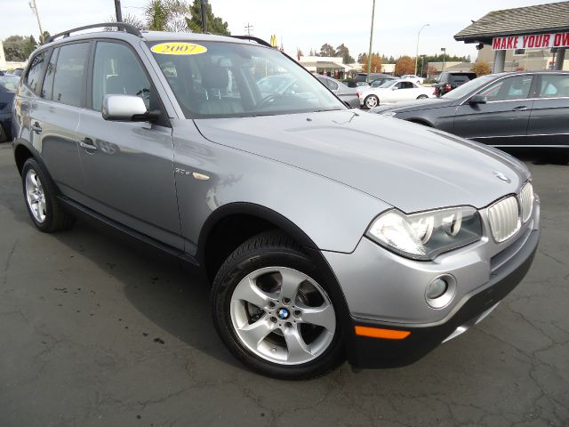 2007 BMW X3 30SI silver gray metalic clean car fax california unitwell mainatainedall services