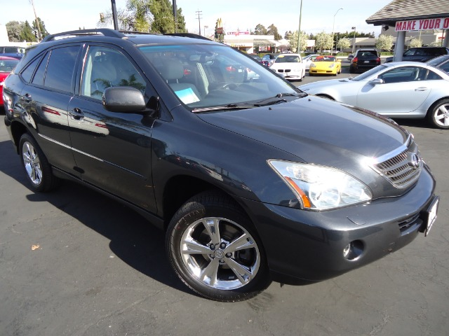 2006 LEXUS RX 400H AWD gray  this 2006 lexus rx 400h awd  navigation pkgheated seats moon roof 2