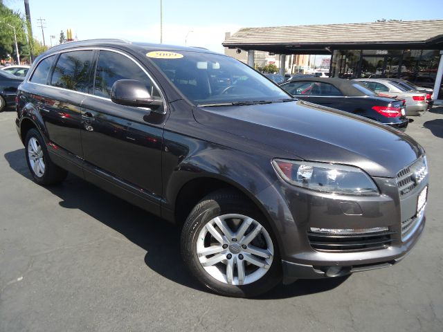 2009 AUDI Q7 36 QUATTRO AWD PREMIUM charcoal fully loaded california vehicle with excellent se