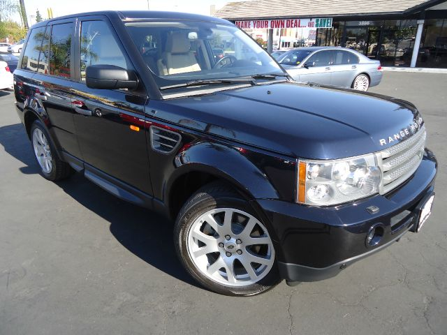 2008 LAND ROVER RANGE ROVER SPORT HSE bukinham blue clean car fax 2 previous ownerall services do