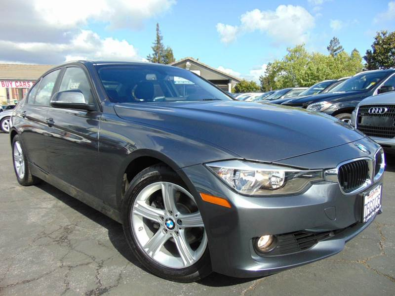 2014 BMW 3 SERIES 328I 4DR SEDAN SULEV gray one ownerclean carfaxcalifornia vehicleund