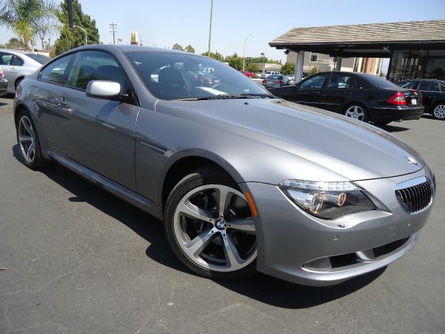 2009 BMW 6 SERIES 650I 2DR COUPE gray fully loaded 6serieslow miles equipped with sport  premi