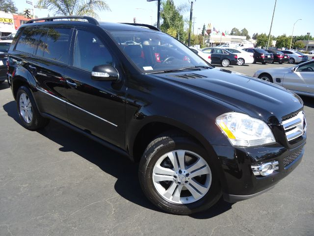 2007 MERCEDES-BENZ GL-CLASS GL450 AWD 4MATIC 4DR SUV black one owner vehicle  fully loaded with