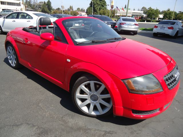 2005 AUDI TT 180HP 2DR ROADSTER red just in time for california weather this is a beautiful roa