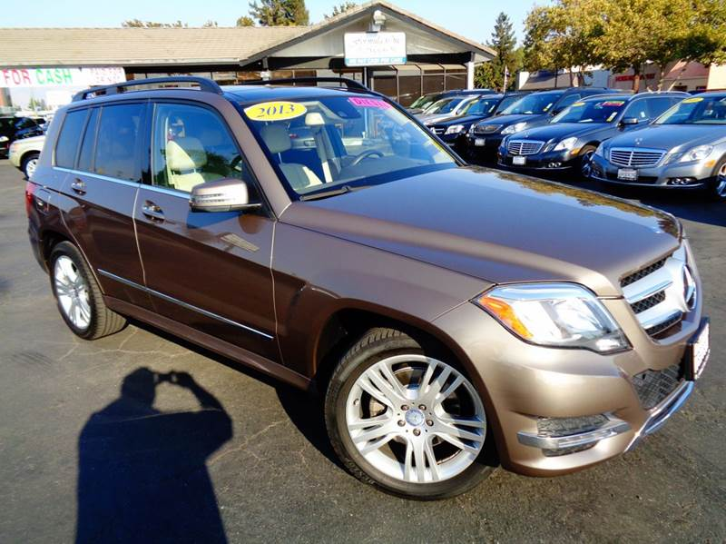 2013 MERCEDES-BENZ GLK GLK250 BLUETEC AWD 4MATIC 4DR SU bronze 2-stage unlocking doors 4wd type