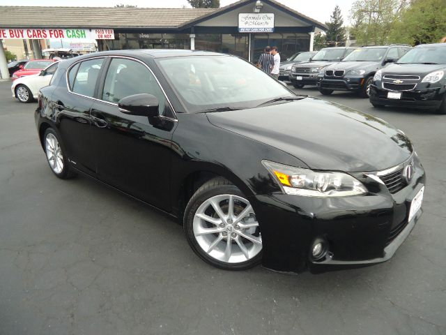 2011 LEXUS CT 200H BASE 4DR HATCHBACK black 1- owner great gas mileage  one of a kind the 2