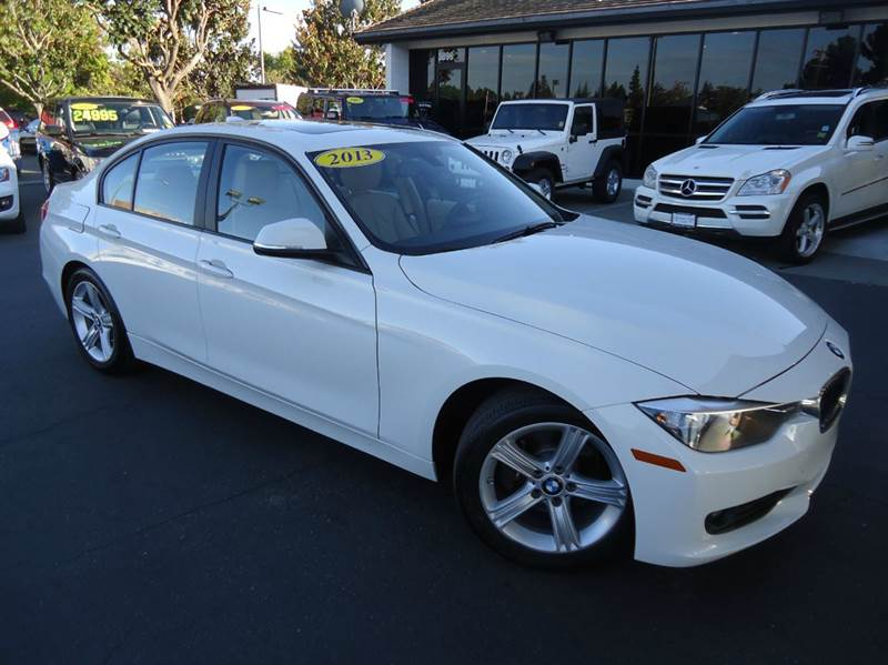 2013 BMW 3 SERIES 328I 4DR SEDAN SULEV white 1 owner low miles comes with the remainder of th