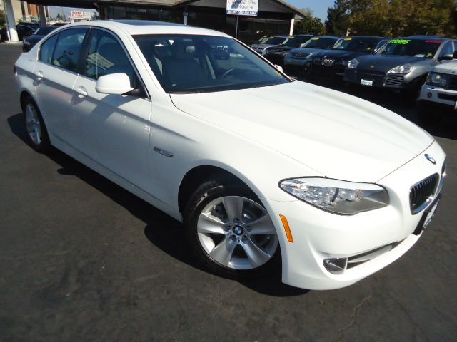 2011 BMW 5 SERIES 528I 4DR SEDAN white one owner california vehicle comes with manufacture warr