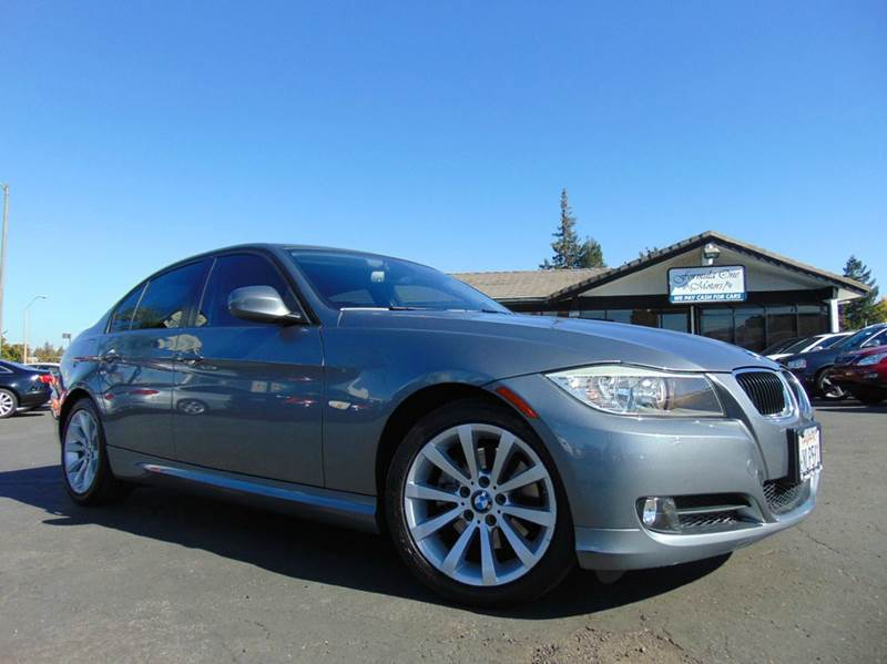 2011 BMW 3 SERIES 328I 4DR SEDAN SULEV SA gray clean carfax history reportcalifornia vehicle